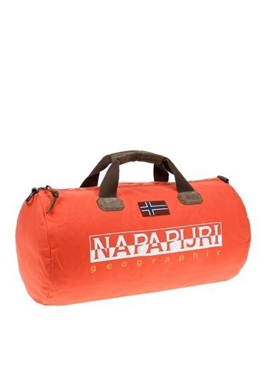Napapijri Spor Çantası Kırmızı